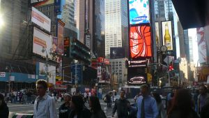 NYC in 2007 by LoveLiveLaugh123