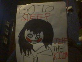 Jeff The Killer by Death10281
