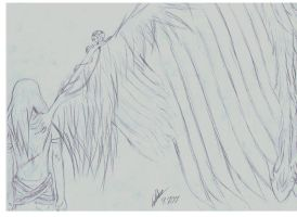 Biomech Phoenix Wing Concept by Axiath