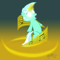 Lyra - From Mother to Daughter by xeno-scorpion-alien