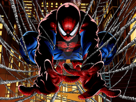 The Avenging Spider-Man by yousam