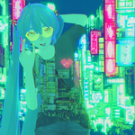 Tokyo lights by RiStarr