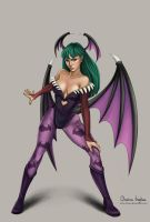 Miss Morrigan by krisi-chan
