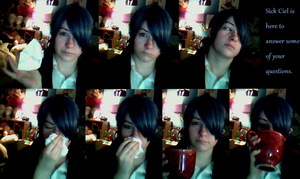 Sick Ciel is here to answer your questions by AskPhantomhive
