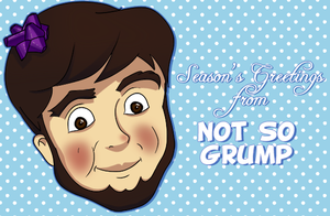 Season's Greetings from Not so Grump!