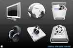 Capital Icon Suite For Mac by ipholio