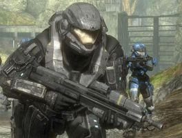 Halo Reach by PokemonLegend300
