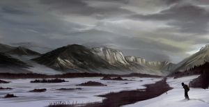 Union 7 - Eastern Mountains by CohenR