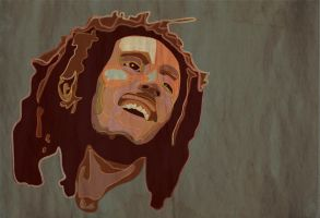 Bob Marley by Temple00