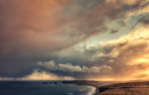 before the storm ( like always in this Summer) by PatiMakowska