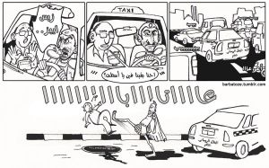 Barbatoze comics: Taxi by sheefo