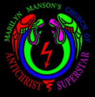 the Church of the Antichrist Superstar  pop art by zombis-cannibal