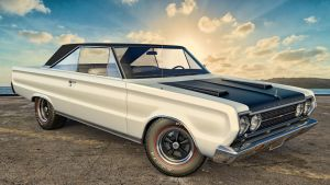 1967 Plymouth GTX by SamCurry