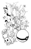 Pokemon BW by thecreatorhd