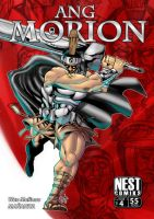 Ang Morion no.5 Cover by wansworld