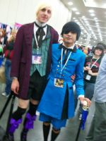 black butler love by carblecca