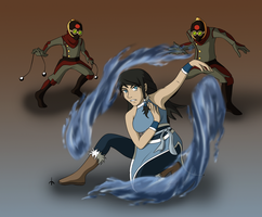 Equalists Attack by MissMinority