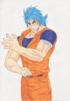 Toriko by LordDoublesword