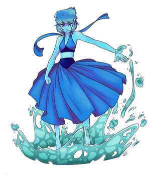 Water Witch by Sweetpea-Garden