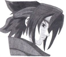 More Sasuke-ness by Shandrial