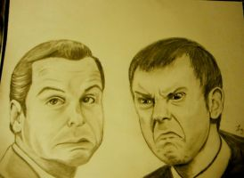 The Master and Moriarty by meeee13