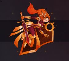 Leona by Ophelie-c