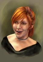Kari Byron by AleX00XelA