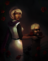The Rose and the Traitor by andarix