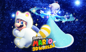 Return to Mushroom Universe - Super Mario 3D World by Legend-tony980