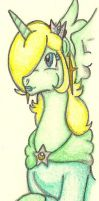 Pony Princess Rosalina by TheGloriesBigJ