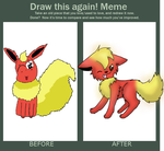 Before and After Meme by MissKittens