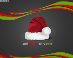 Sorry Christmas by CoolDes