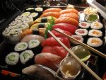 Sushi Party by Santian69