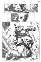 The Chase page 4 by wendellcavalcanti