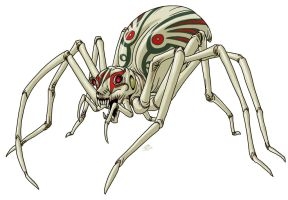 Phase Spider by ProdigyDuck