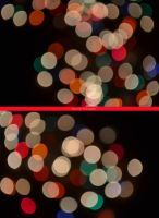 Christmas Bokeh2 by daftopia
