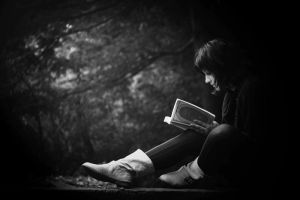 The reader by Tonyna