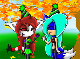 :KP-G: Happy Birthday Wii1110 by Sonic-makes-me-smile