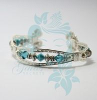 Wire Bracelet 2 by Zankruti-Murray