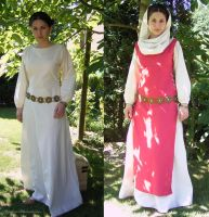 Medieval Fantasy Costume by Appelgripsch