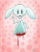 Half Bunny by pcsiqueira