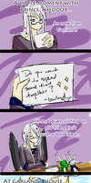 Prince Theodor - Idle Chitchat by himichu