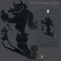 A Grimm Tale by Applefritter