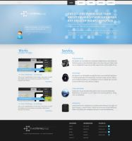 Colone Portfolio No.3 by h1xndesign