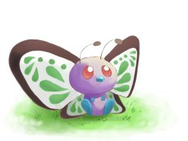 Butterfree daze. by UnicornBlitzkrieg