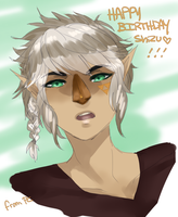 HAPPY BELATED BIRTHDAY BBY!!! by Pharos-Chan