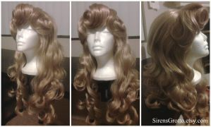 Sleeping Beauty Wig by TheRealLittleMermaid