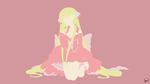 Chii (Chobits) Minimalist Wallpaper by greenmapple17