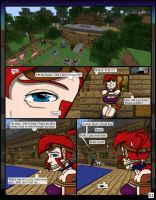 Minecraft: The Awakening Pg31 Censored by TomBoy-Comics