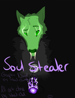 Soul Stealer Comic - Coverpage by teamush
